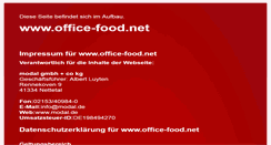 Preview of office-food.net